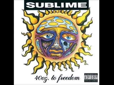 Sublime - 5446 That's My Number   Ball And Chain