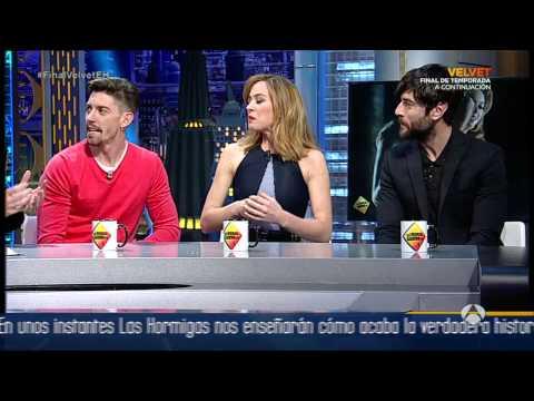 """Marta Hazas: """"El 'polvo' con Pedro creo que ha sido el menos erótico que he rodado nunca"""""""