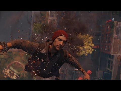 INFAMOUS SECOND SON: SOY UN MISIL #4