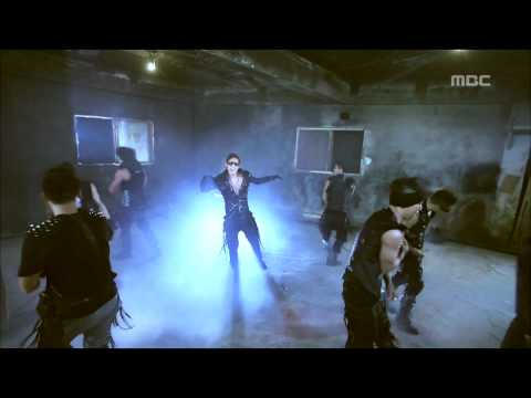 Kim Hyun Joong - Break Down, 김현중 - 브레이크 다운, Music Core 20110618 video