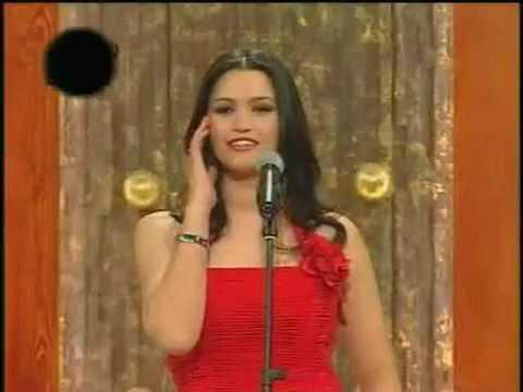 Arab Female Singer and Pop-star: Ala Ein Moulayiten - arapça şaşkın yarışması
