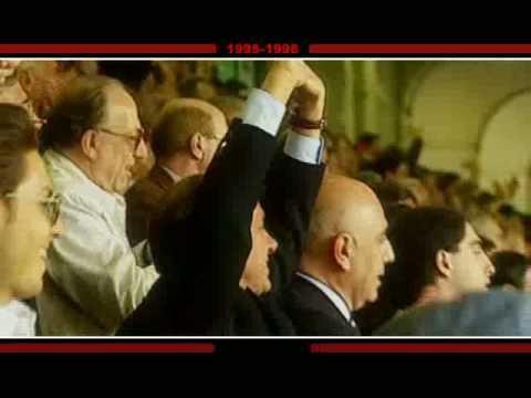 Storia del Ac Milan a partire dall'arrivo di Silvio Berlusconi