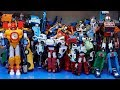 Full Tobot Adventure vs Athlon Robot Transformers Combiner Mainan #трансформеры Truck Car Toys