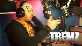 Tremz - Fire In The Booth