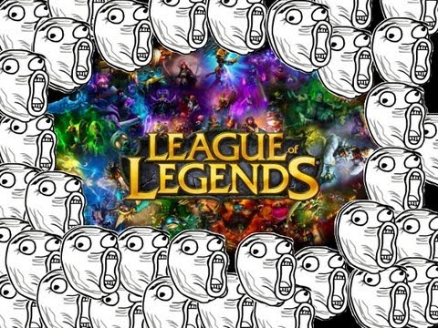 Troll League of legends Momentos Fun- Bendito flash