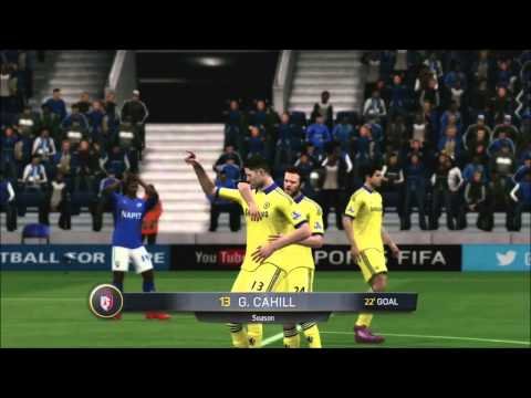 FIFA 15: Why Buy Gary Cahill? Hidden Longshot Taker (Player Review)