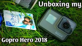 Best Budget Action Camera For Vlogging || Unboxing Goprohero2018 || Psycho Rider PD13