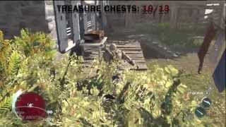 Assassins Creed 3 - Frontier Treasure Chests