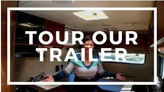 Tour of Our Travel Trailer: Starcraft AR One 15RB