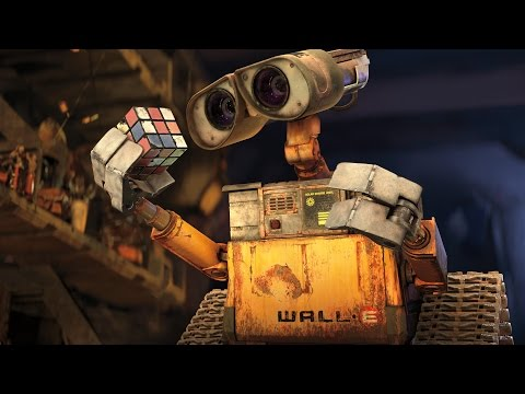 WALL·E (2008) — Official Trailer [1080p ᴴᴰ]
