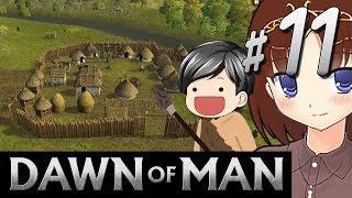 【Dawn Of Man #11】助手くんは原始時代を生き抜きたい(CeVIO ゆっくり音声)