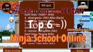 [Stream Bình Luận Game Ninja School Online ] Chơi game Nào ... Chiến Trường Đẫm Máu
