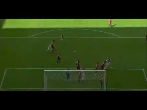 Vincent Enyeama double save against Bordeaux
