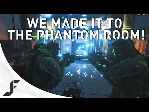 ENTERING THE PHANTOM ROOM - First Reactions!