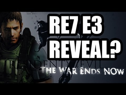 Resident Evil 7 Possibly Revealed At E3 2013 Based On 'leaked' Poster - Check Article For Image
