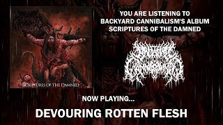 BACKYARD CANNIBALISM - SCRIPTURES OF THE DAMNED [OFFICIAL EP STREAM] (2019) SW EXCLUSIVE