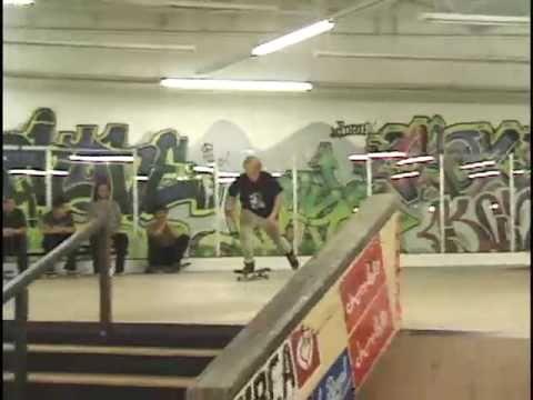 Dominion Skateboards at Anti Gravity