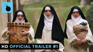 The Little Hours   OFFICIAL RED BAND TRAILER   Alison Brie, Dave Franco, Aubrey Plaza