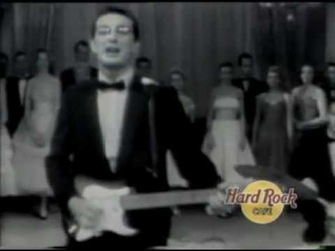 Buddy Holly - Peggy Sue (American Bandstand)