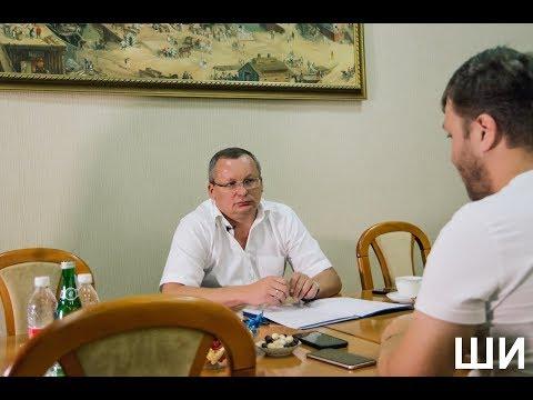 Интервью с председателем Думы Астраханской области Игорем Мартыновым