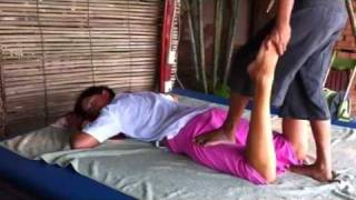 Thai Massage at Atmanjai