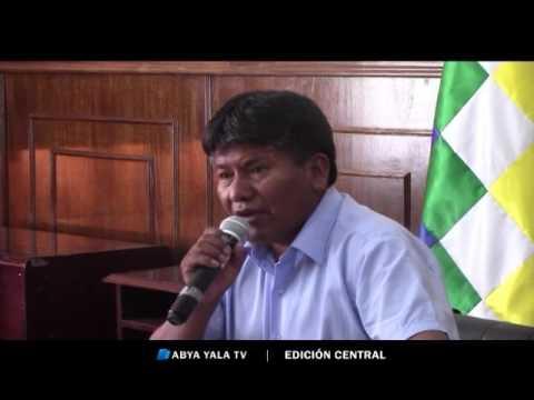 Oruro: Suben los niveles de agua en el Lago Poopó- 19 ene 2017
