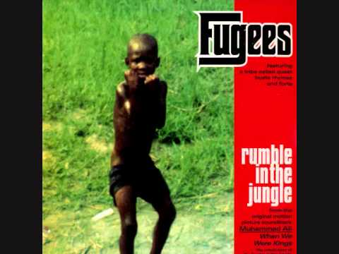 Rumble in the Jungle - Fugees, ATCQ, Busta Rhymes & Forte