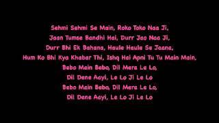 download lagu Kambakht Ishq  Bebo Main Bebo gratis