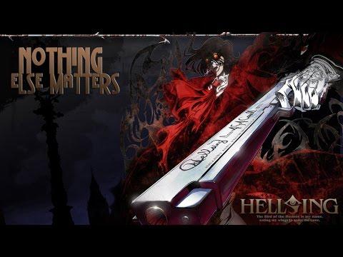 AMV Hellsing Ultimate - Nothing else matters