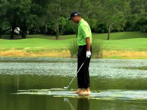 Tiger Woods 09 - Walk on Water Video