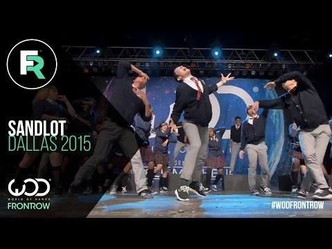 Sandlot | 2nd Place Youth Division | FRONTROW | World of Dance Dallas 2015 | <a href=
