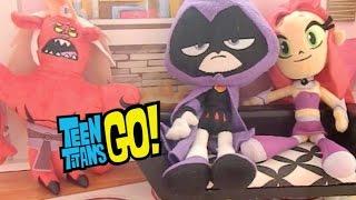 Teen Titans Go! Trigon Visits Raven & Starfire