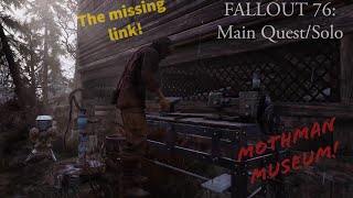 Fallout 76 part 7: The missing link
