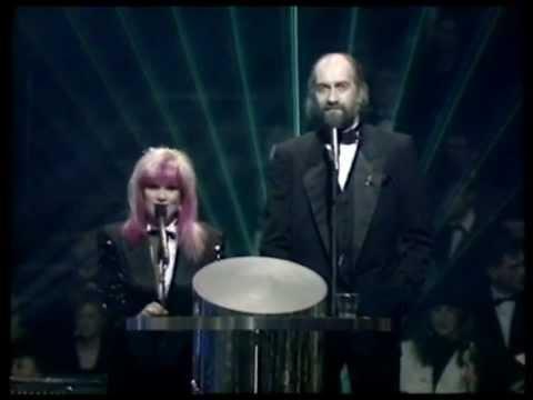 Samantha Fox & Mick Fleetwood