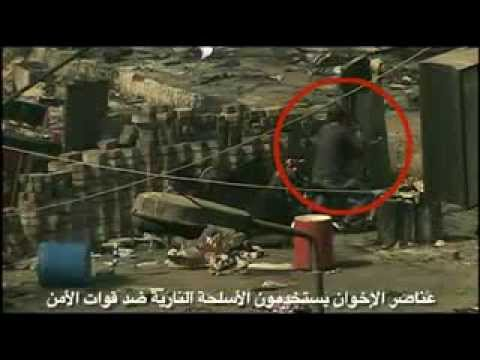 #OpEgypt #Egypt: Compiled #Video footage of #Cairo's #Rabaa 14-8-2013