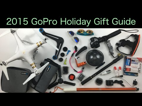 Micbergsma S 2015 Holiday Gift Guide Black Friday Discount Gopro