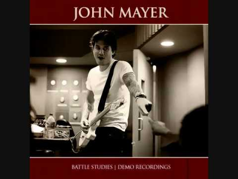 John Mayer - Heartbreak Warfare Acoustic Version.wmv