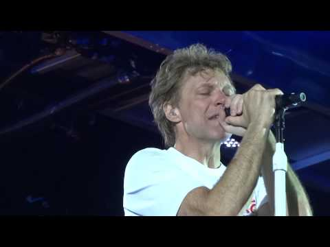 Bon Jovi - Always - Gdansk - PGE Arena - 19-6-2013