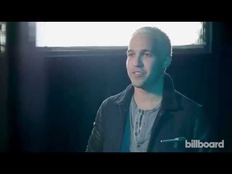Pete Wentz backstage Q&A at iHeartRadio Music Festival 2014