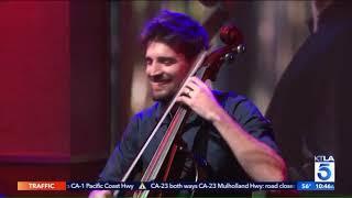 2cellos Perform Live At Ktla