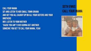 Seth Ennis Call Your Mama Ft Little Big Town