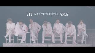 BTS (방탄소년단) MAP OF THE SOUL TOUR SEOUL SPOT