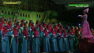 "Penampilan ""626 Voice Melody - MARS SANTRI"" Panggung Gembira 626 Darul Amanah"