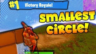 RIDICULOUS ENDING IN FORTNITE BATTLE ROYALE!!!