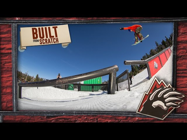 """Bear Mountain's """"Built From Scratch"""" 2nd Edition"""