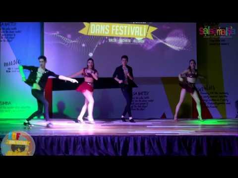 Eda Soz Dans Group Show | EDF 2017