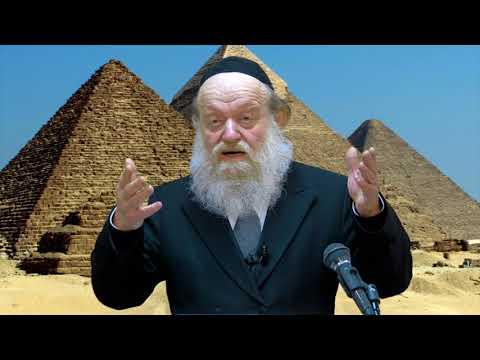 הניסים הנסתרים ביציאת מצרים - הרב יוסף בן פורת HD