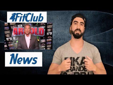 Jornal da Musculação - 4FitClub News - Arnold Classic Brasil 2015