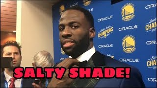 Draymond Green SAYS Lakers defense was a gimmick, after LOSS, Shade!