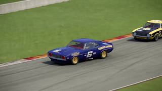 Project CARS 2 Online Race in Camaros at Road America